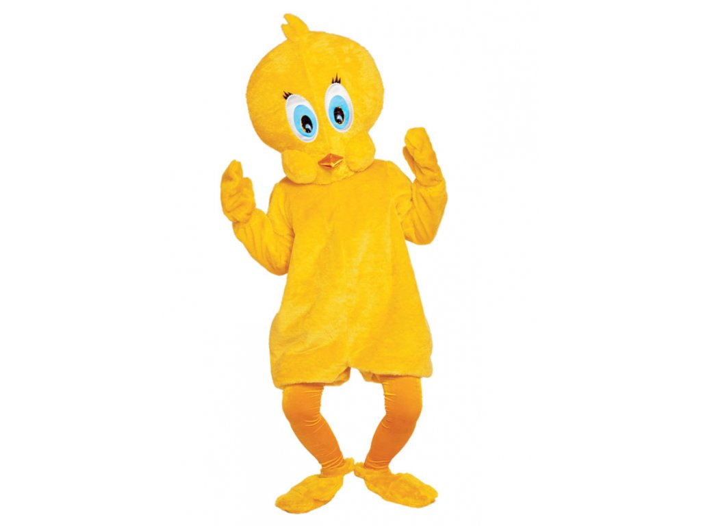 Kuře - maskot  pánský karnevalový kostým