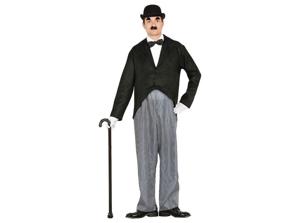 Kostým CHAPLIN  pánský karnevalový kostým