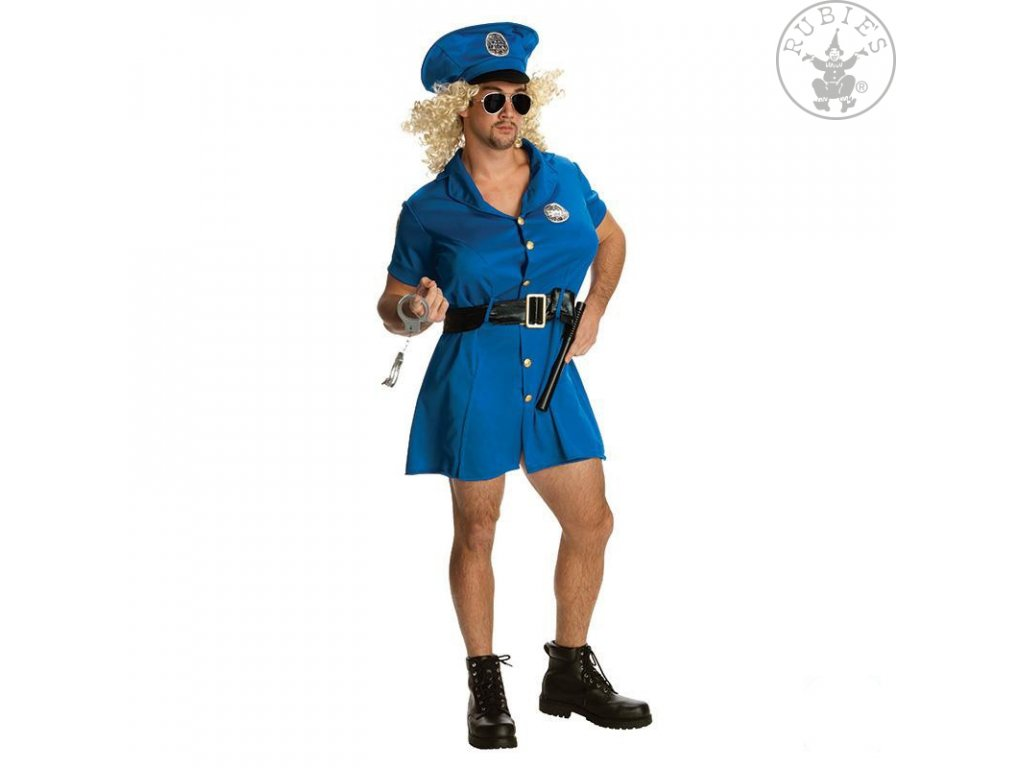 Cop O Felley  pánský karnevalový kostým