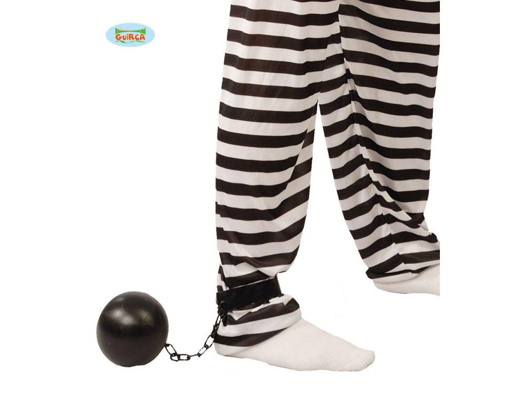 Vězeňské okovy (koule)