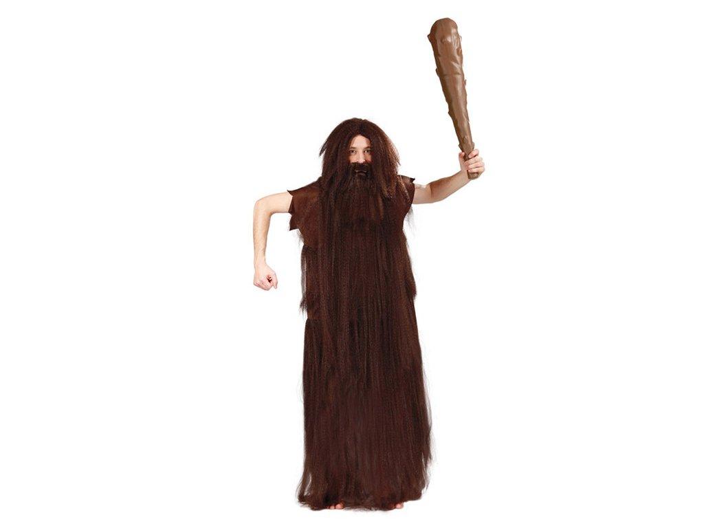 Divoch - kostým D  pánský karnevalový kostým