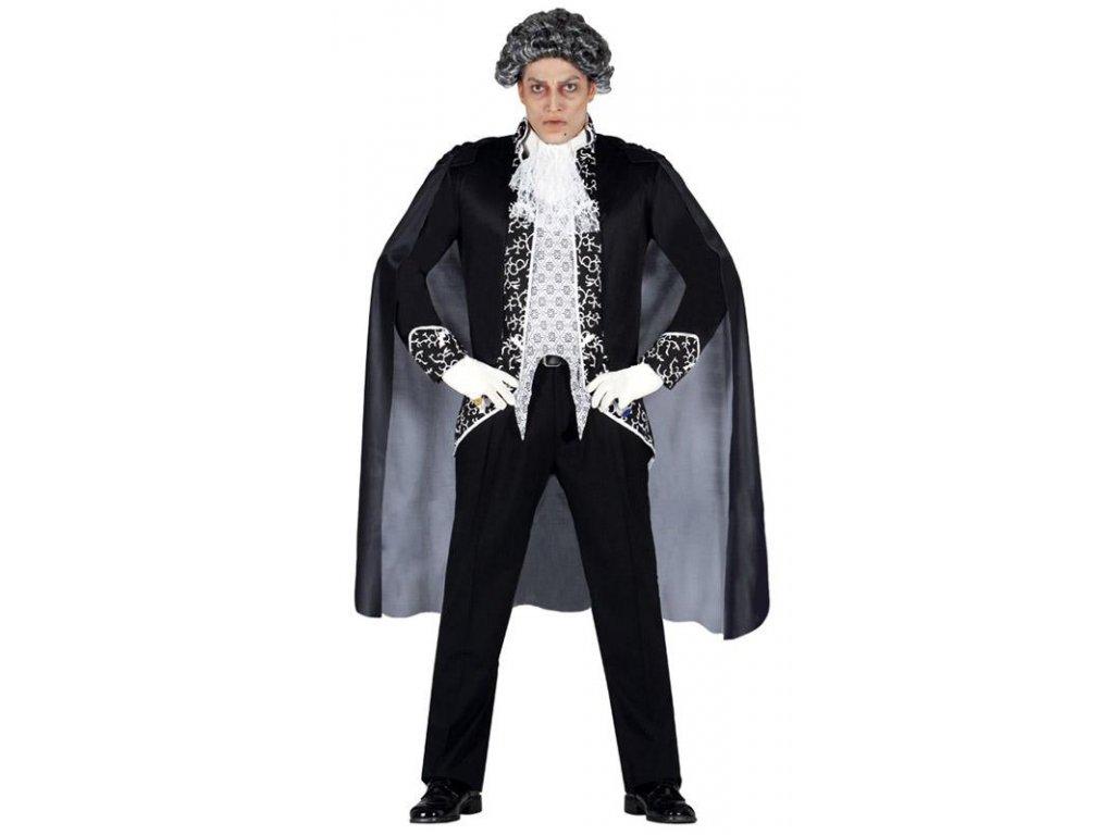 Vampire royal - kostým  pánský karnevalový kostým vhodný nejen na Halloween