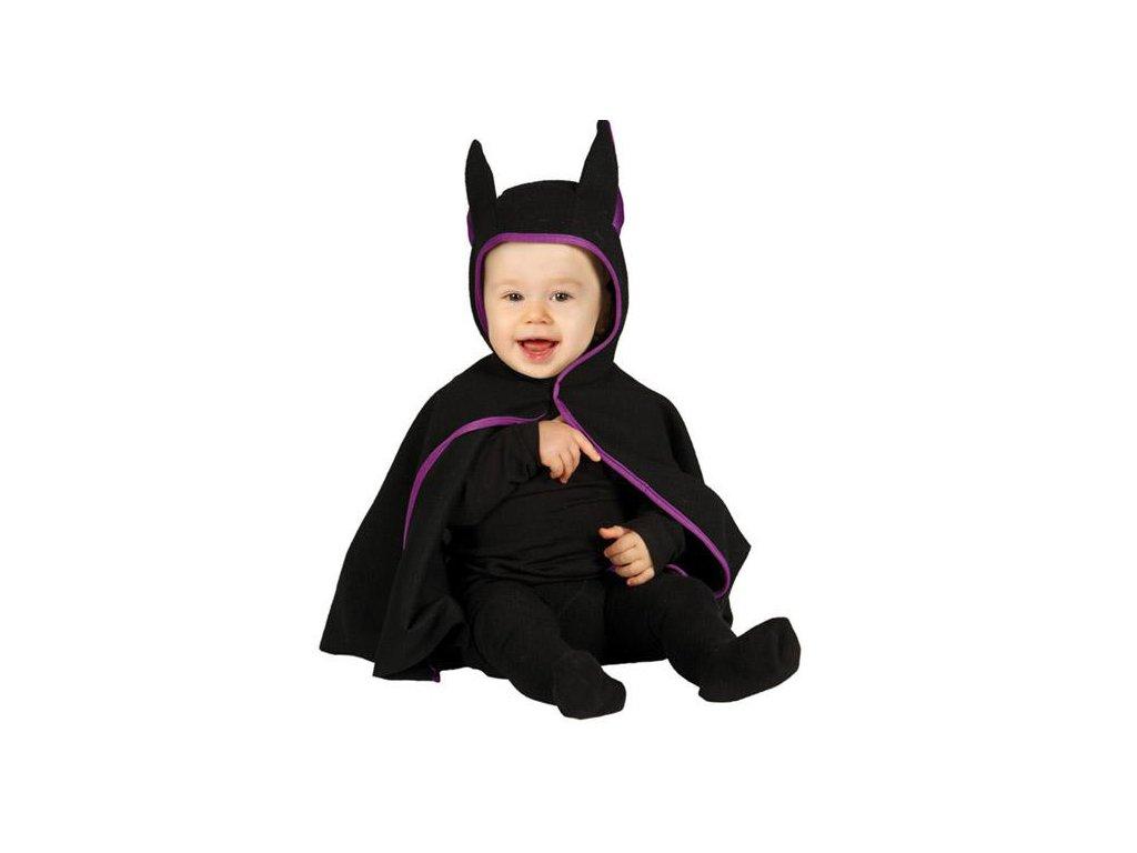 Malý netopýr  kostým Halloween pro nejmenší děti