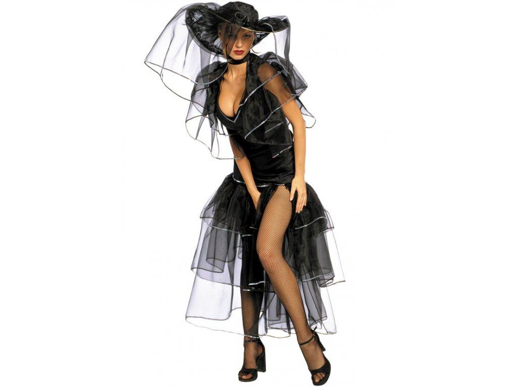 HAPPY WIDOW  dámský karnevalový kostým