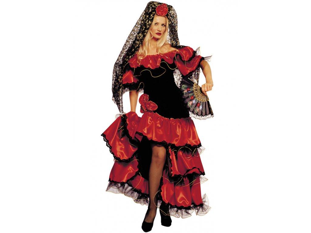 FLAMENGO DANCER  dámský karnevalový kostým