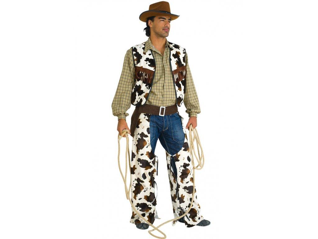 Kostým COW BOY  pánský karnevalový kostým