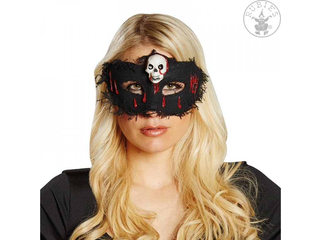 Horrorová maska D  Halloween