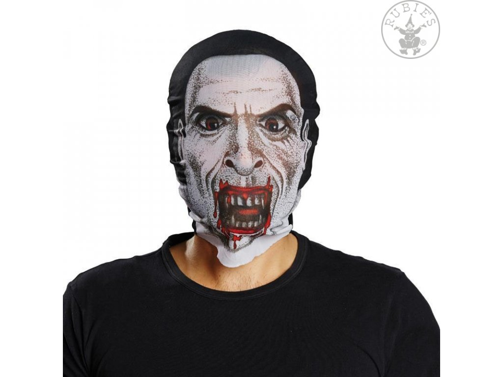 Maska upír  Halloween