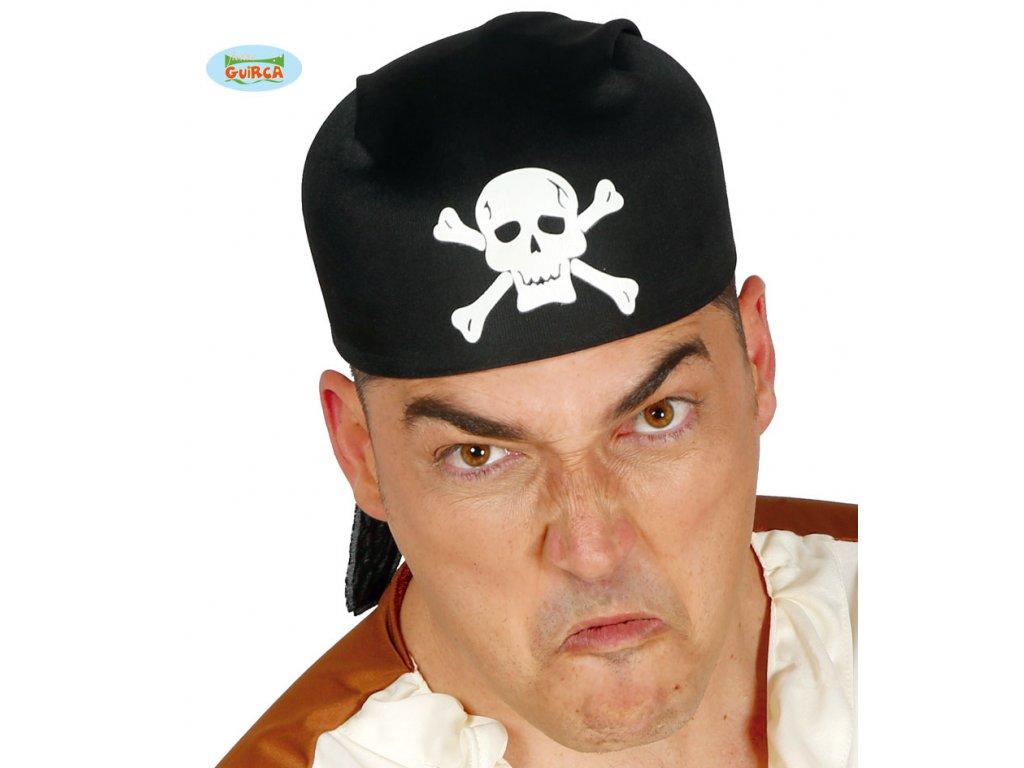 Pirátská čepička se smrtkou x