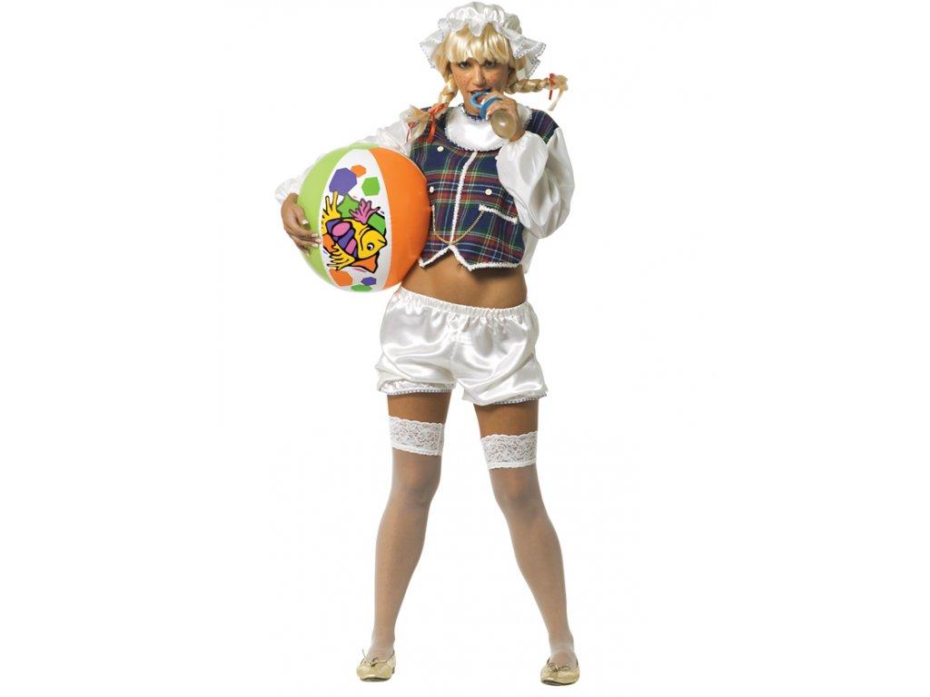 Kostým BABY  pánský karnevalový kostým