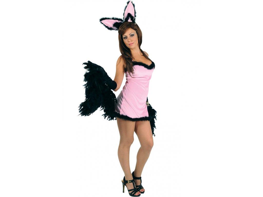 Kostým PLAY GIRL  dámský karnevalový kostým