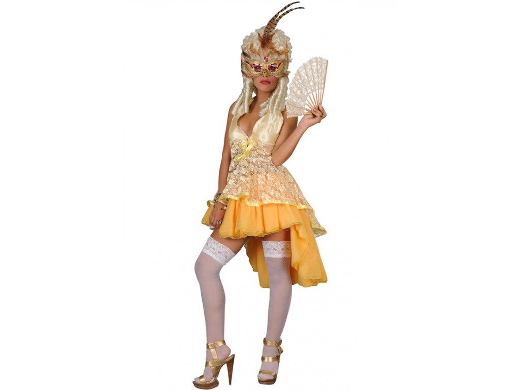 Kostým LADY  dámský karnevalový kostým