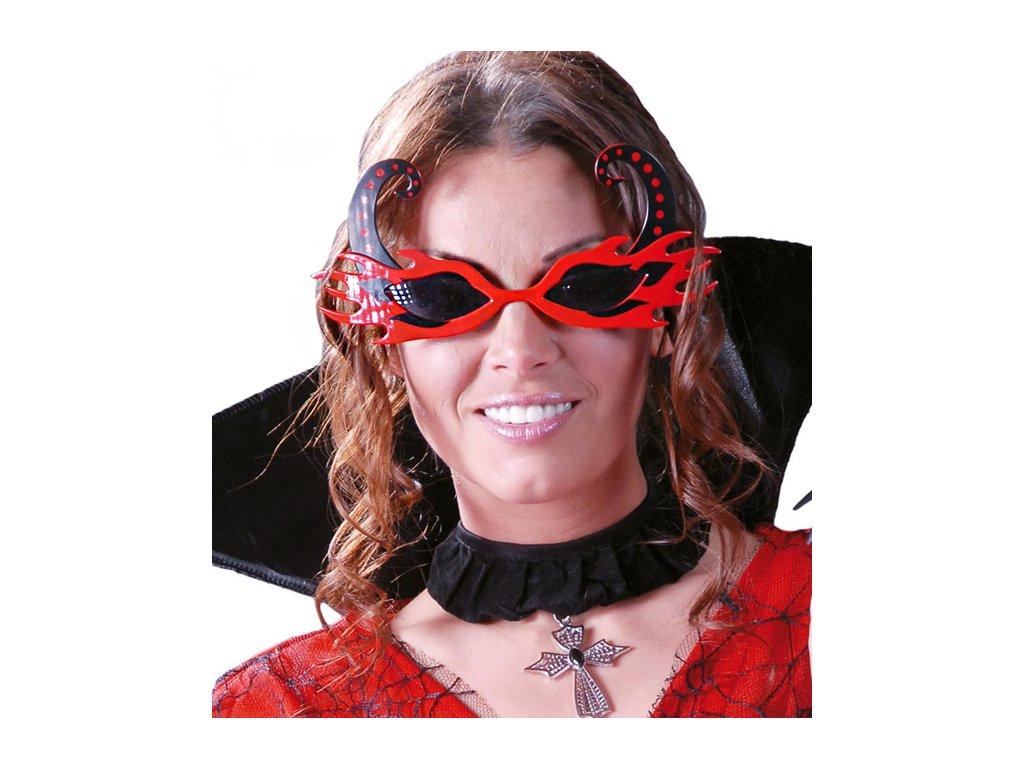 Brýle ďáblice