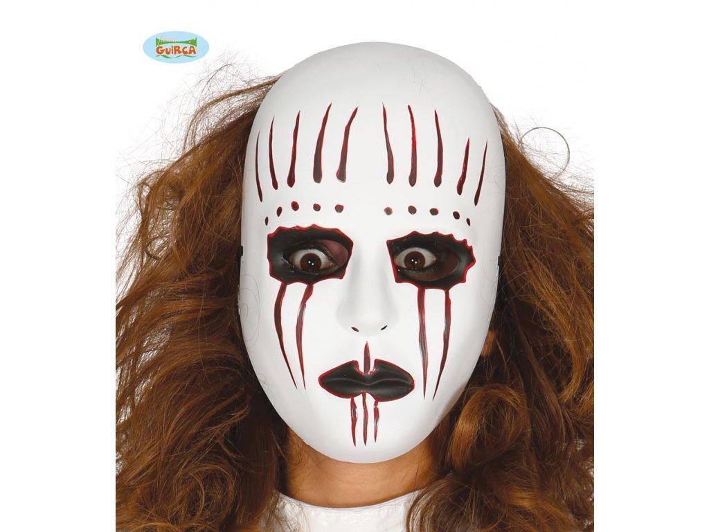 Maska mima - halloween  Halloween