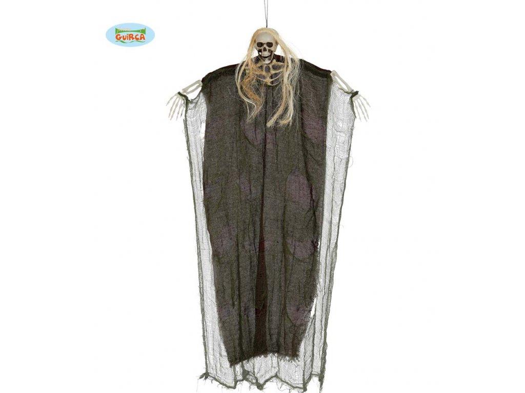 Závěsné strašidlo 120 cm D  závěsná dekorace Halloween
