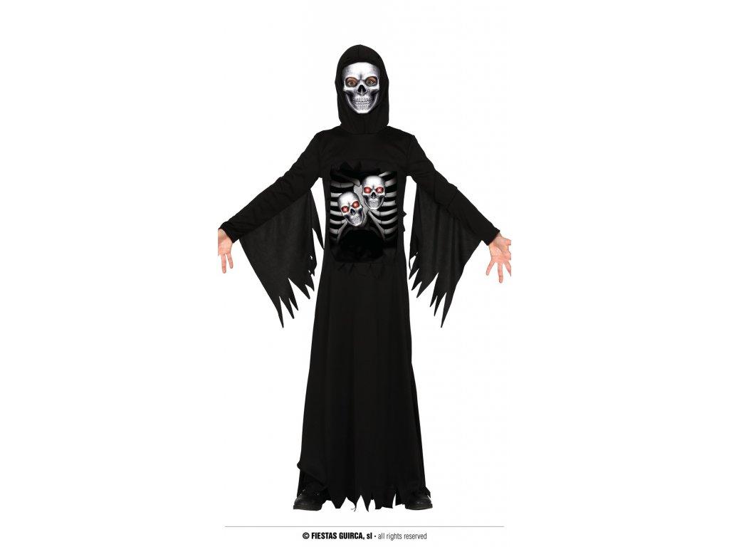 Grim strašidelný dětský kostým