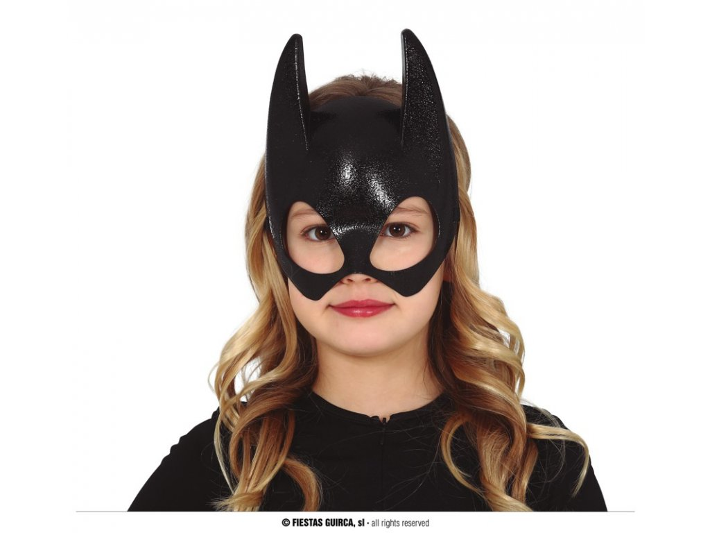Dětská maska batman