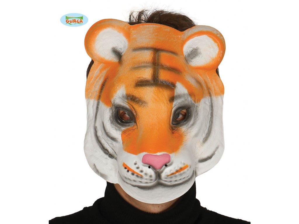 Maska tygr  D