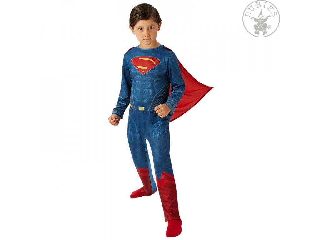 Superman - Child Larger Size   9 - 10 D