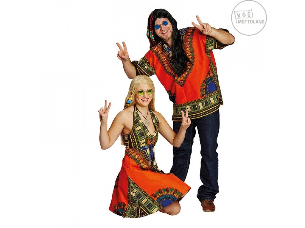 Kostým Peruánce  pánský karnevalový kostým