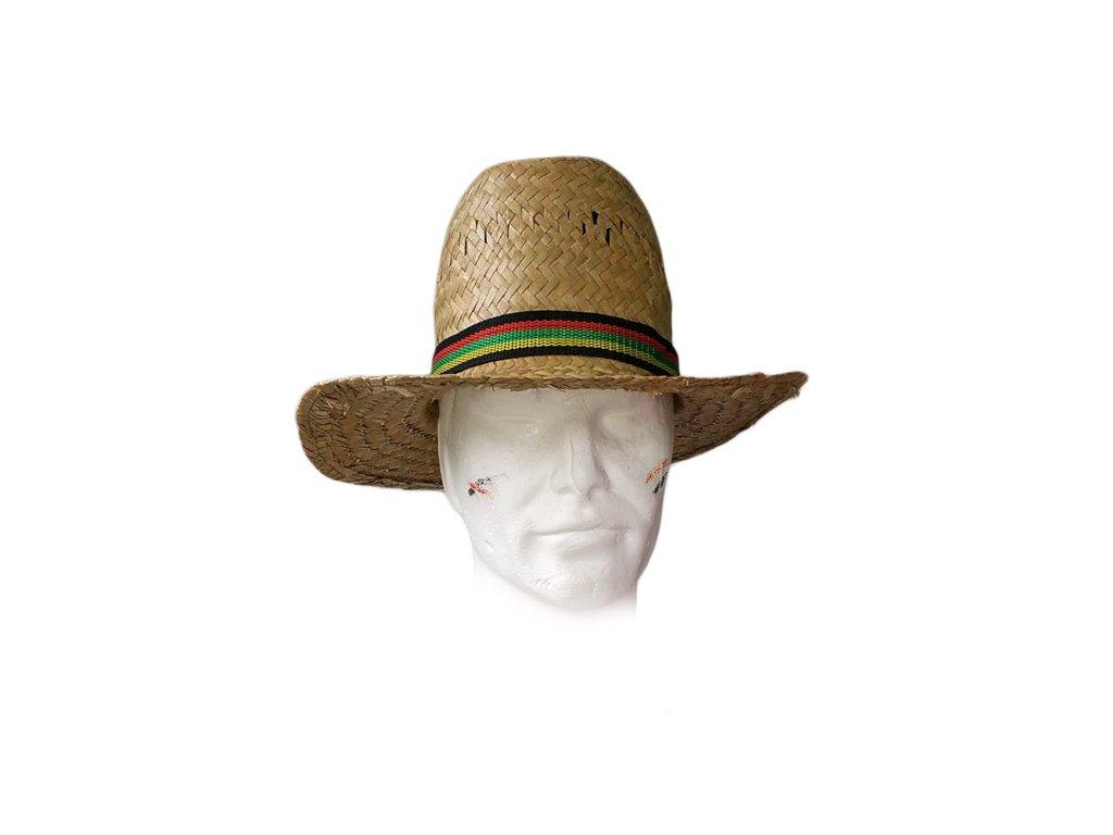 Kovbojský klobouk DALLAS natural D