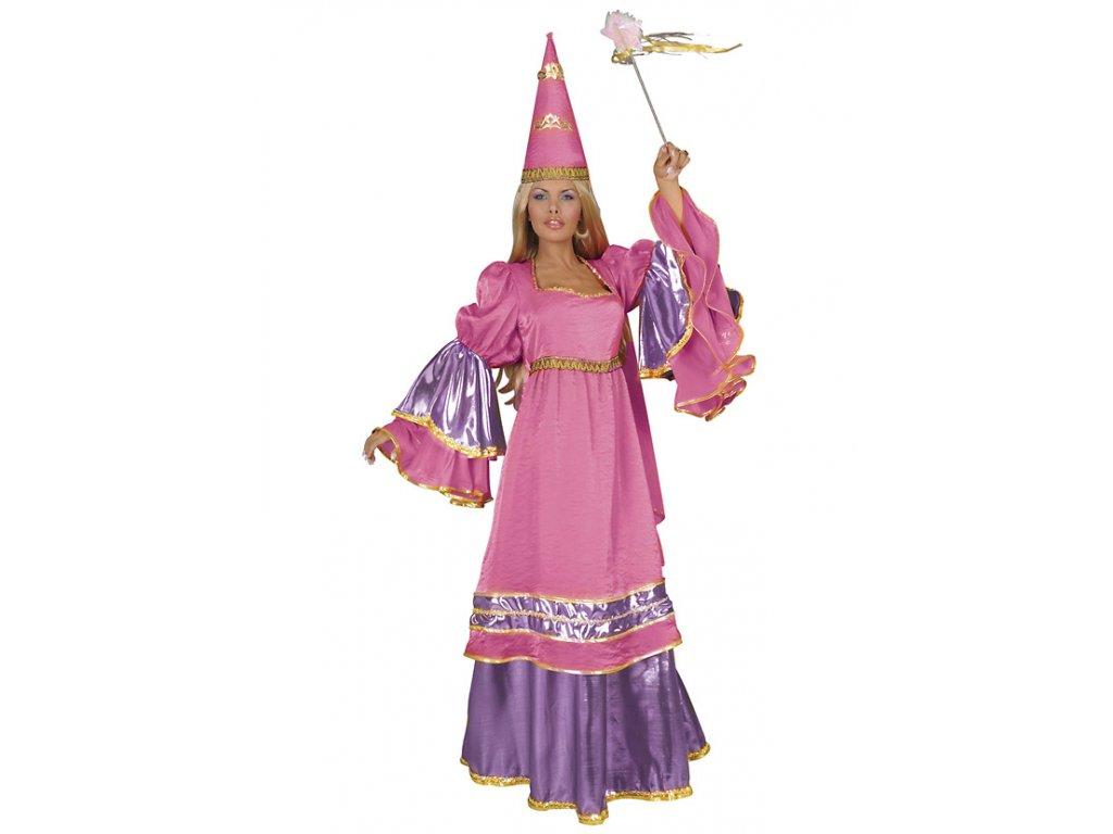 Noční víla - kostým  dámský karnevalový kostým