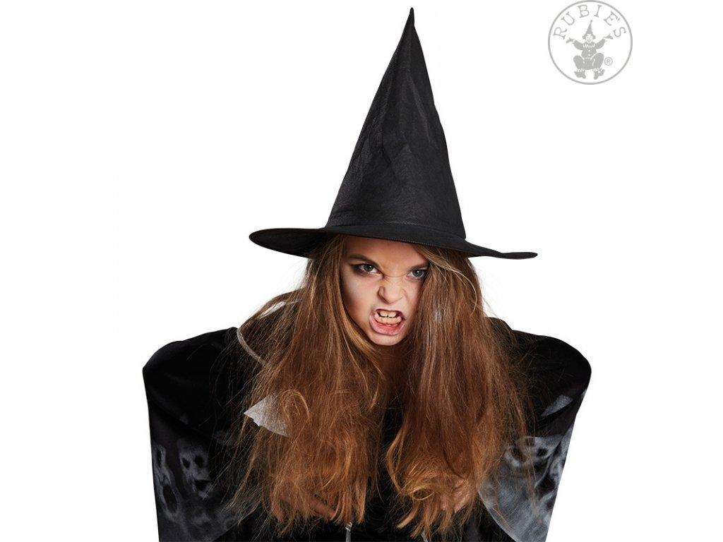 Dětský čarodějnický klobouk  dětský klobouk pro čarodějky a čarodějnice