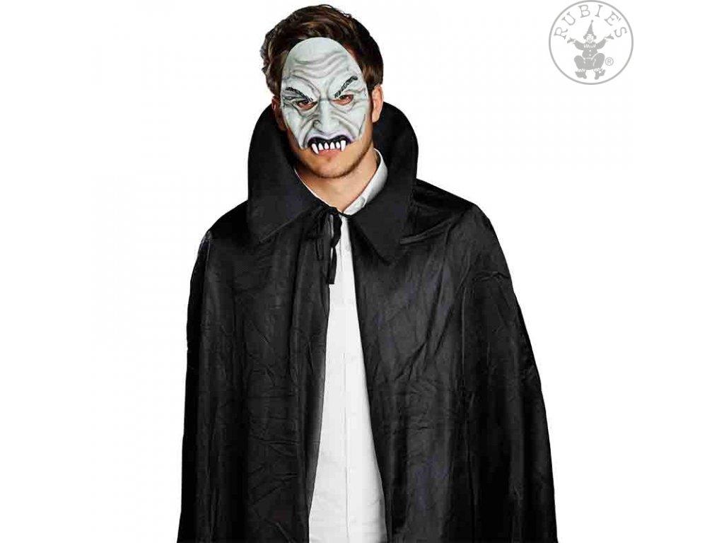 Polomaska Vampír  strašidelná maska vhodná nejen na Halloween