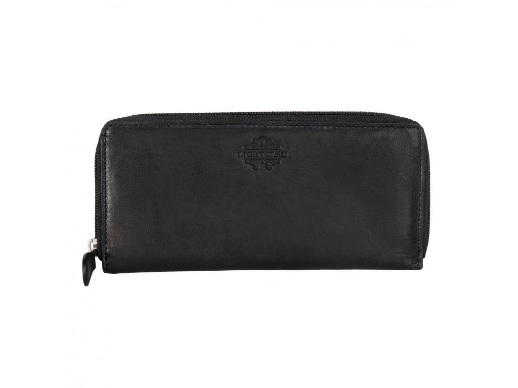 Travelite Lichtblau Wallet Black