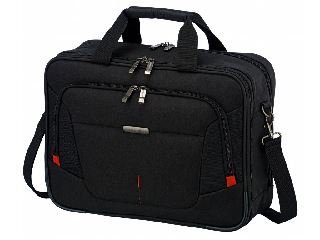 Travelite @Work Business bag Black