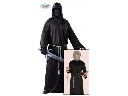 Kostým Oscuro DARK SOLDIER  strašidelný kostým vhodný nejen na Halloween