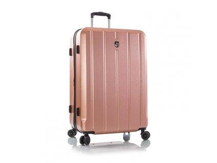 Heys Para-Lite Rose Gold  cestovní skořepinový kufr