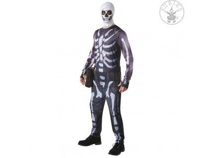 Skull Trooper Fortnite - Adult  pánský karnevalový kostým