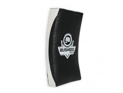 Tréninkový prohnutý blok DBX BUSHIDO T 62 x 35 x 12 - bílý  + textilní rouška ke každé objednávce zdarma