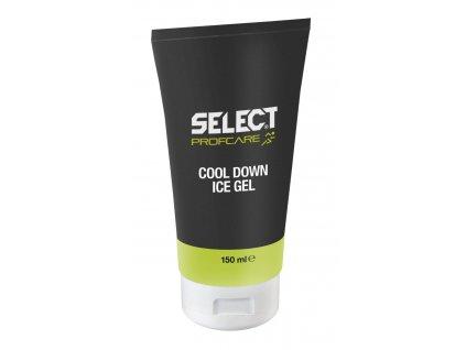 Select Cool Down Ice Gel bílá
