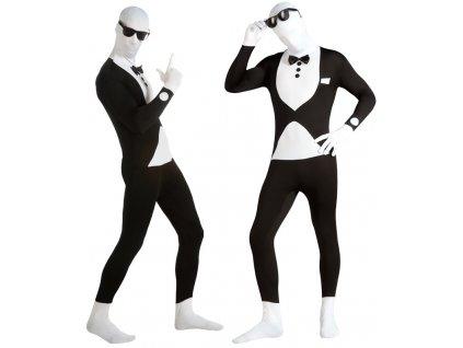 2nd Skin Tuxedo - licenční kostým