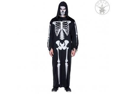 Skelettrobe - pánský kostým  Halloween