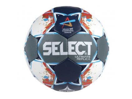 Select HB Ultimate Replica Champions League Men šedo modrá