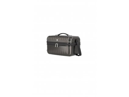 Titan Barbara Glint Beauty Case Anthracite metallic