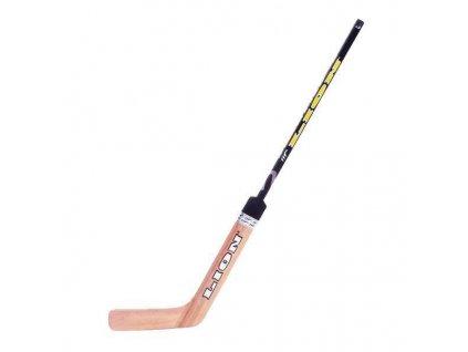 Hokejová brankářská hul LION levá délka 125 cm