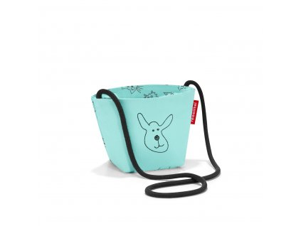 Reisenthel Minibag Kids Cats and dogs mint