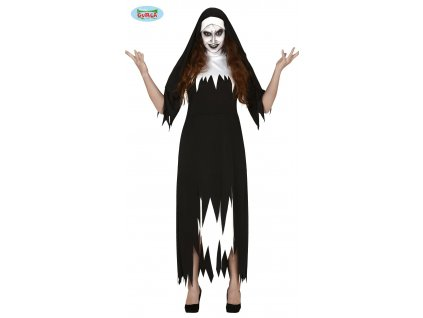 NUN - kostým jeptišky  Halloween