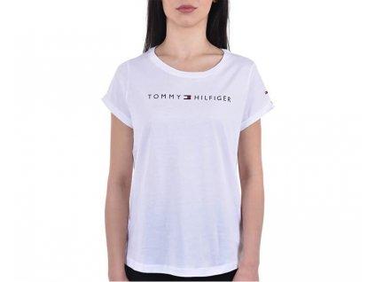 Tommy Hilfiger Tričko Original Bílé S