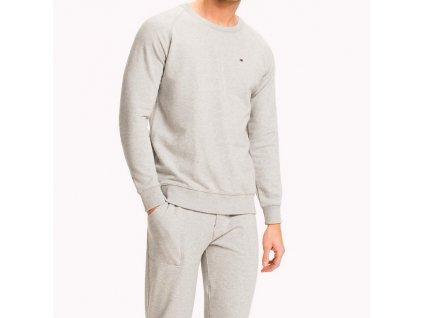 Tommy Hilfiger Mikina Icon HWK Grey XL
