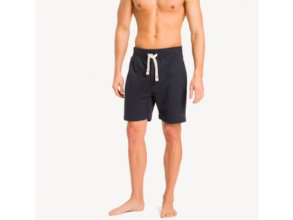 Tommy Hilfiger Kraťase Stretch Cotton Navy S