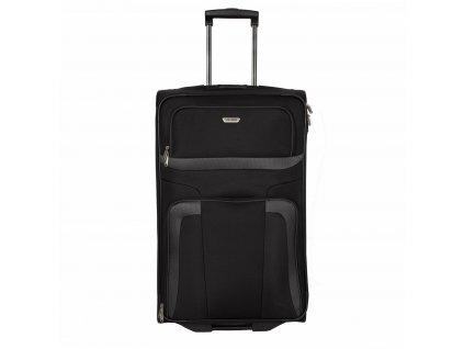 Travelite Orlando L Black  + textilní rouška ke každé objednávce zdarma