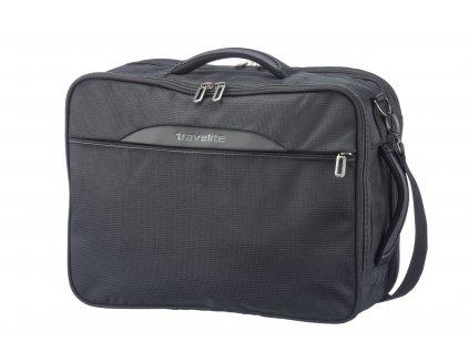 Travelite CrossLITE Combi Bag Black