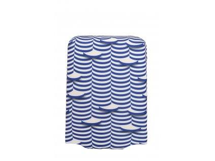 Travelite Luggage Cover L Waves  + textilní rouška ke každé objednávce zdarma