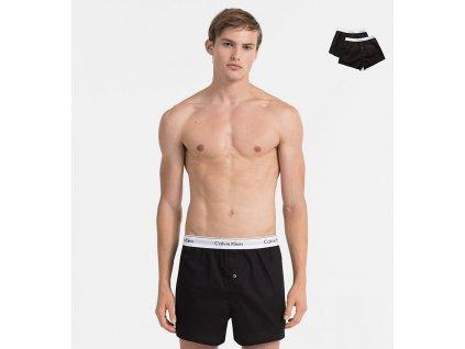 Calvin Klein 2Pack Trenky Black L