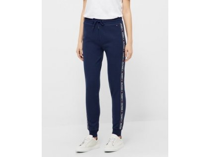 Tommy Hilfiger Cotton Terry Sweatpants Navy S